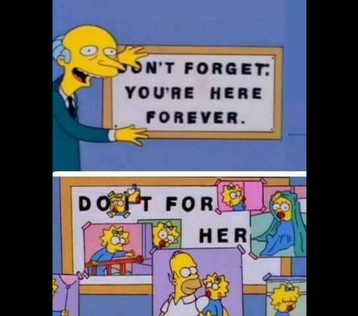 This Simpsons Image is the Most Motivational Ever